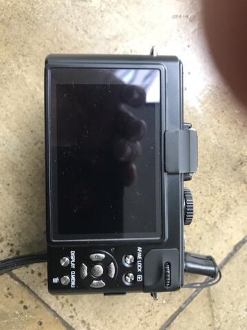 Leica D-Lux 5, ex cewek, terawat!