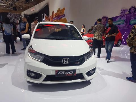 All New Brio Rs Ready stok DP Termurah