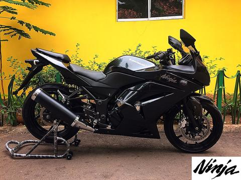 Kawasaki Ninja 250R Karburator (EX250J)