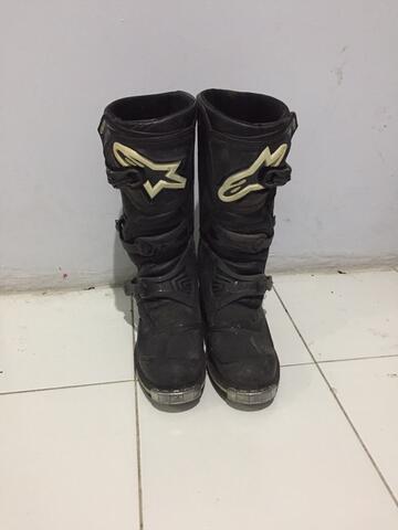 Terjual Sepatu Trail Cross Boots Alpinestars Tech 1 Kaskus