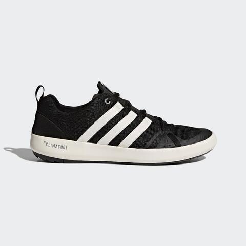 c51fefdda5c79d Terjual Adidas Men Terrex Climacool Boat Shoes Black White Original ...