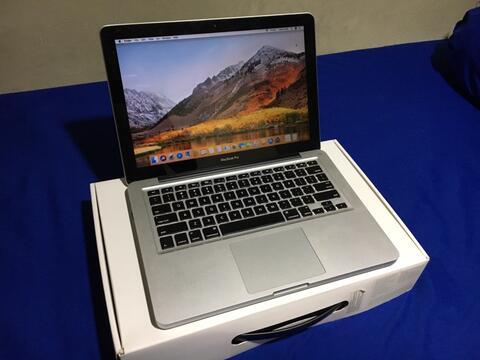 Macbook Pro MD101 Mid 2012 Core i5 Ram 4gb Hdd 500gb 13 inch MD 101 Fullset