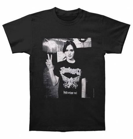 Tshirt Kaos Band Raisa x Seringai Original Official Merchandise