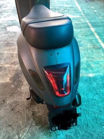 Vespa Sprint 3V Full Bore Up Polini 2014 modif Hedon