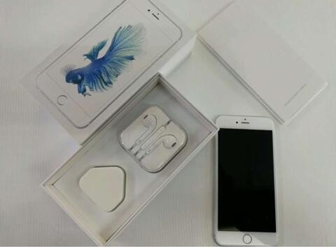 Iphone 6s plus 64gb Silver Ex Inter PERFECT CONDITION