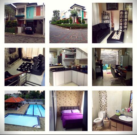 Dijual Rumah Town House Khafi 1 Jakarta Selatan. SHM