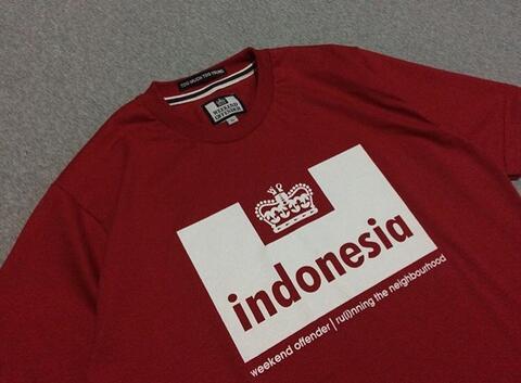Kaos Weekend Offender Indonesia Size M dan L