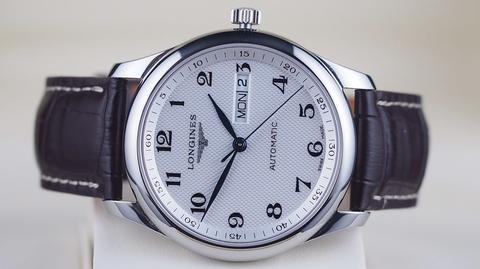 LONGINES MASTER COLLECTION AUTOMATIC DAY DATE 39MM