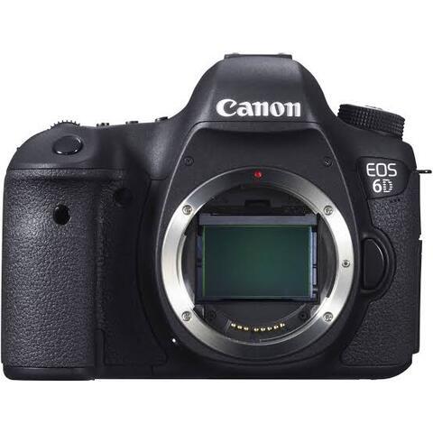 WTB/BELI Canon 6D