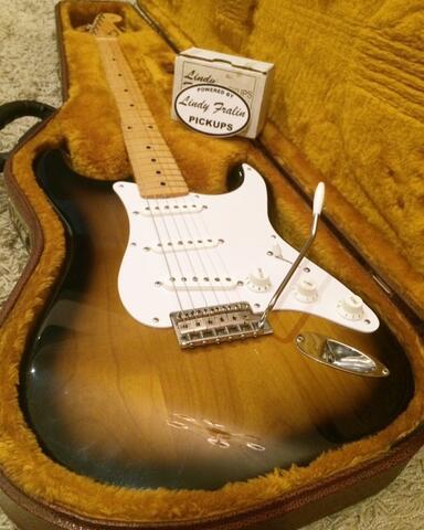 Fender Stratocaster ST57 reissue JAPAN