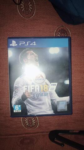 Fifa 18 PS4 Reg 3