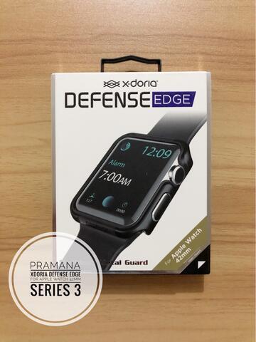 X-Doria Defense Edge for Apple Watch 42mm Series 3