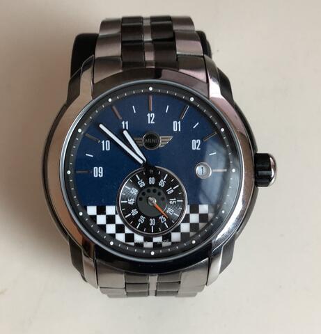 jam tangan mini cooper