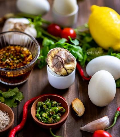 Telur Balut Unyil