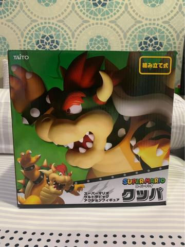 WTS FIGURE BOWSER TAITO JAPAN
