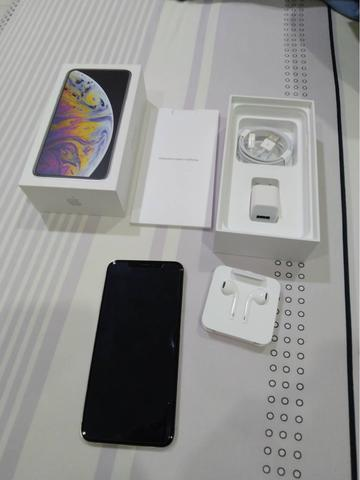 WTS IPHONE XS MAX 64gb silver garansi internasional