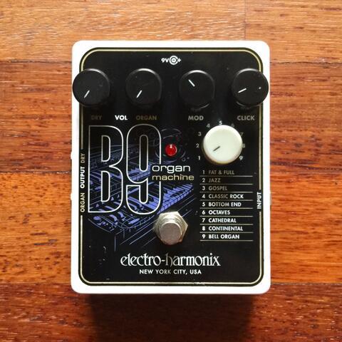Electro Harmonix EHX B9 Organ Machine
