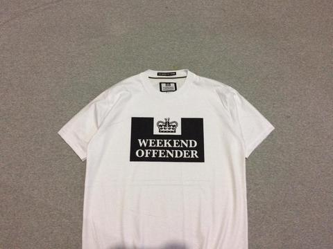 Kaos Weekend Offender Prison White