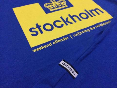 Kaos Weekend Offender Stockholm Blue
