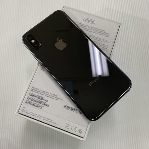 iPhone X 256GB Space Gray Super Mulus no Minus ex inter Sing ZP/A