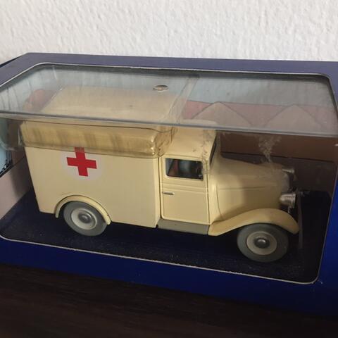 Ambulance For Sale >> Terjual Diecast Ambulance For Sale