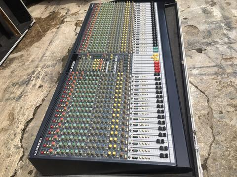 mixer allen heat gl 2400 40 ch