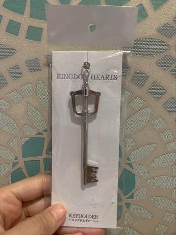 Kingdom Heart Key Chain