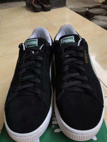 Terjual Sepatu Sneakers Puma Suede Classic BW  c9607dc83a