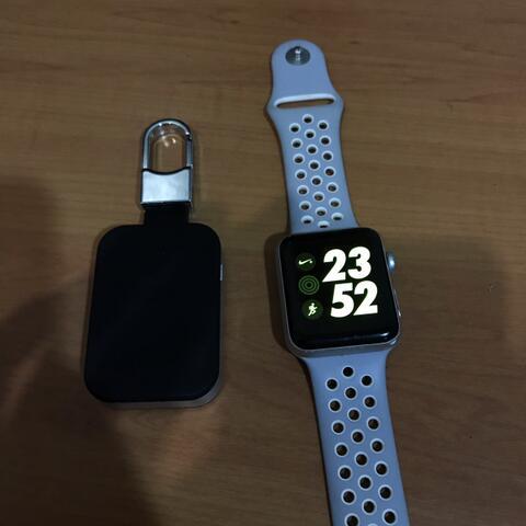 Apple Watch 2 nike+ 42mm second
