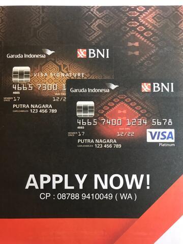 YUK Apply Kartu Kredit BNI
