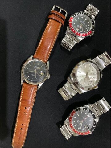 Rolex Datejust 41mm Authentic Fullset
