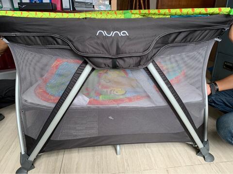 Tempat Tidur Box Bayi Nuna Sena banyak BONUS GAN !!