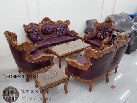 7000 Koleksi Gambar Kursi Sofa Dari Jati Gratis Terbaik