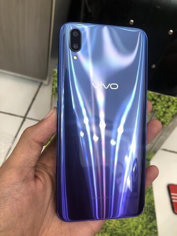 vivo v11 pro 6/64 nebula fingerprint in display