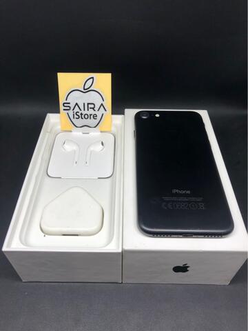 iPhone 7 32GB Black Matte Ex Singapore
