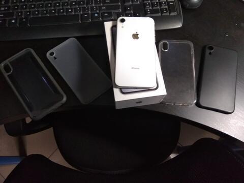 iphone xr 64gb white dual nano sim