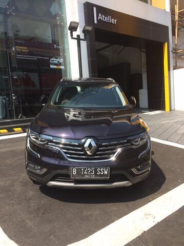 Renault Koleos Promo Diskon 2018