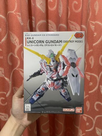WTS Unicorn Gundam