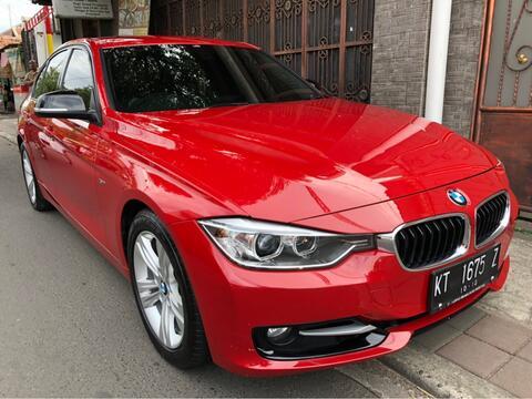 BMW 320i F30 sport 2014 KM 13ribu baru pakai 15 x