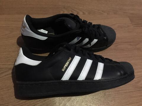 adidas superstar black white kaskus