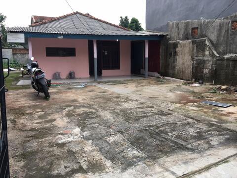 Di jual / Di kontrakan Rumah Siap Huni Daerah Ceger, Cipayung, Jakarta Timur