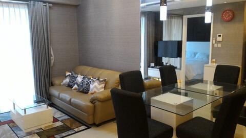 Sewa Apartment Casa Grande Residence 1 br,1 btr