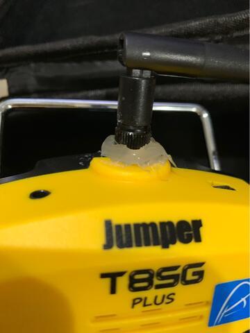 Transmitter Jumper T8SG V2 Plus 2nd