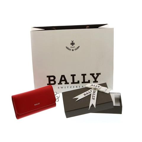 Bally Red Wallet