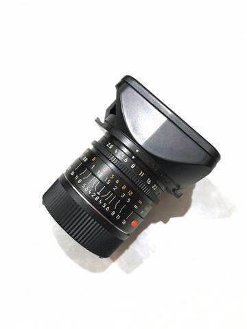 [CAKIM] WTS Leica Elmarit M 28mm F2.8 version 4 pre ASPH mulus