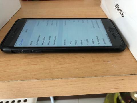 iphone 7 plus 128gb matte black ex cwe