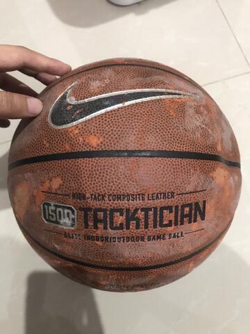 Bola Basket Tacktician Asli Ori Bekas Murah