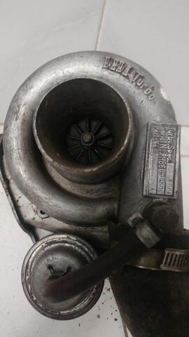 Turbo dan Manifol Mobil Diesel