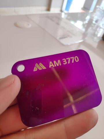 Toko acrylic lembaran Tangerang uk triplek 122x183 1,5mm Bening
