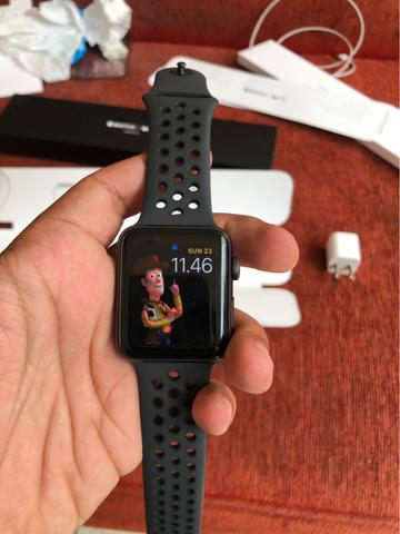 apple watch series 3 nike edition 42mm